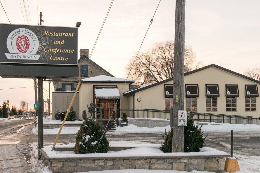 East India Company Indian Restaurant Ottawa