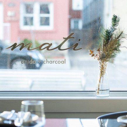 Mati Crudo + Charcoal Restaurant OttawaRestos